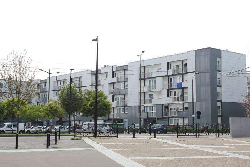 Appartement F4 en location au Havre au sein du quartier de Caucriauville - Image 1