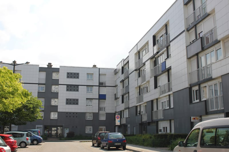 Appartement F4 en location au Havre au sein du quartier de Caucriauville - Image 2