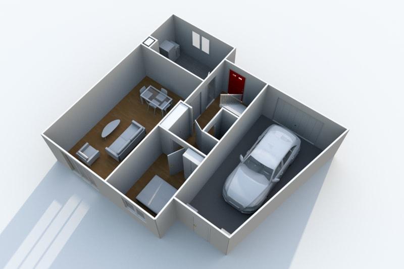 Pavillon dans un quartier résidentiel au Mesnil-Esnard Proche du collège - Image 4